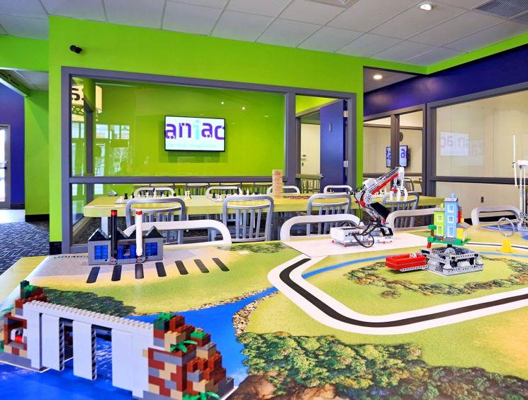 Интерактивное образование в детском саду