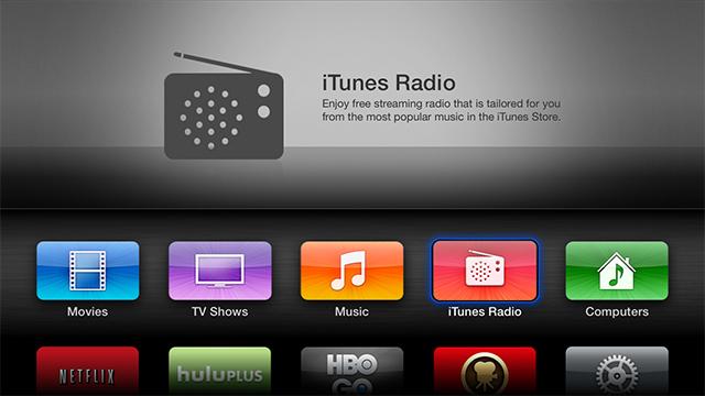 Сервис iTunes Radio