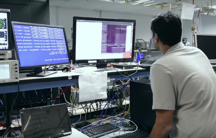 Исследований в сфере передачи данных 5 g