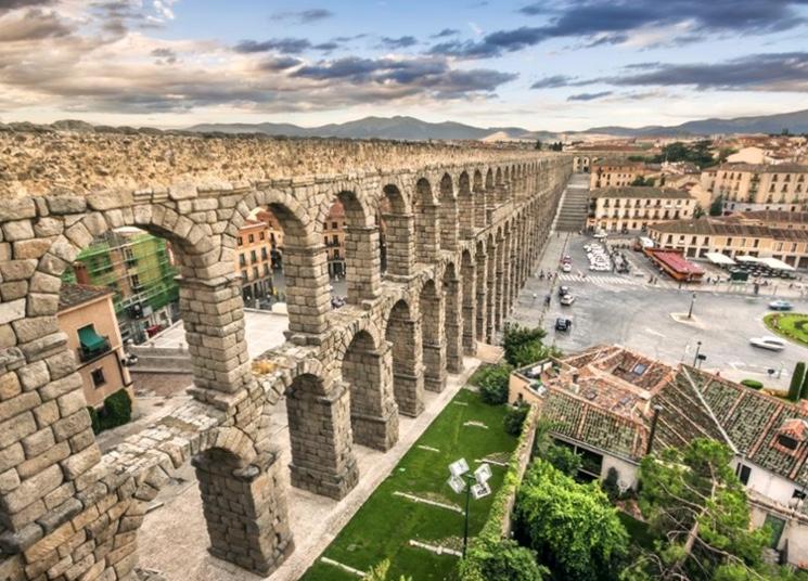 История римских акведуков