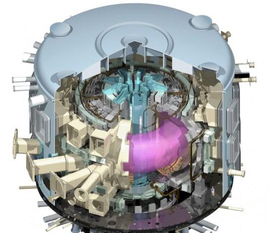 Проект термоядерного реактора
