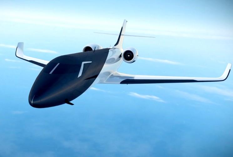 IXION Windowless Jet