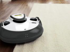 Домашний робот-пылесос Karcher