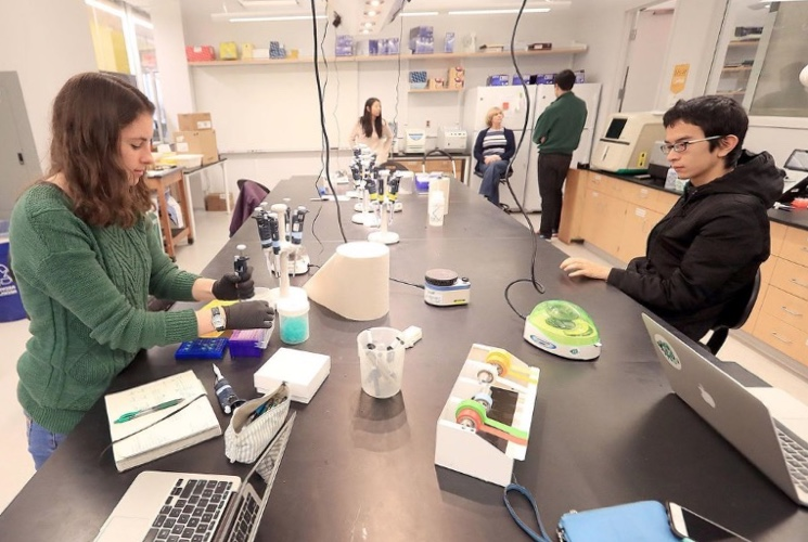 Конкурс по биологии биомолтекст от проекта Биомолекула