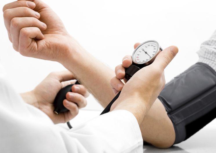 Контроль артериальной гипертензии