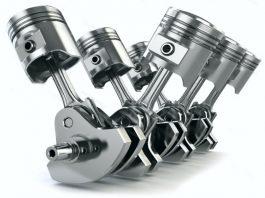 Кривошипно-шатунный механизм двигателя внутреннего сгорания