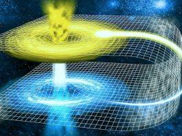Кротовая нора в космосе - изучаем теорию и смотрим онлайн