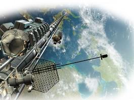 Концепт космического лифта
