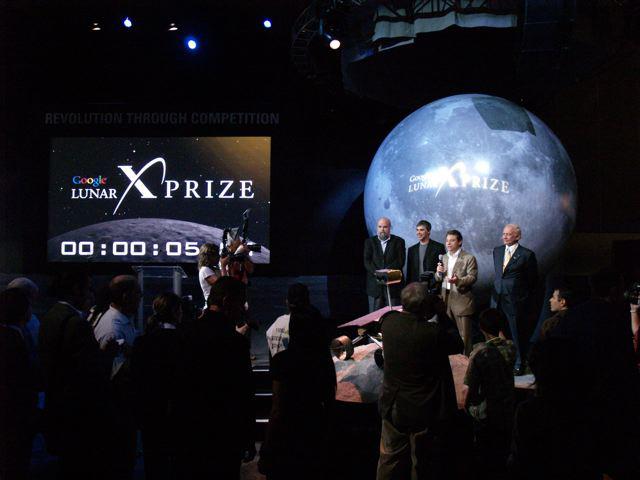 премия Google Lunar X Prize