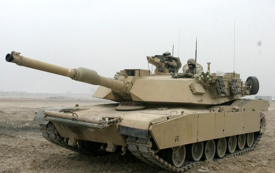 Танк M1A1 Abrams, США