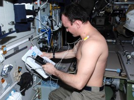 Медицина на МКС и космических кораблях