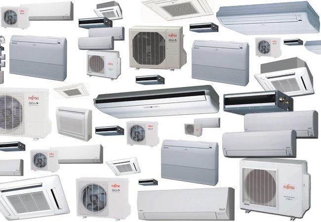 Спектр услуг в области вентиляции и кондиционирования