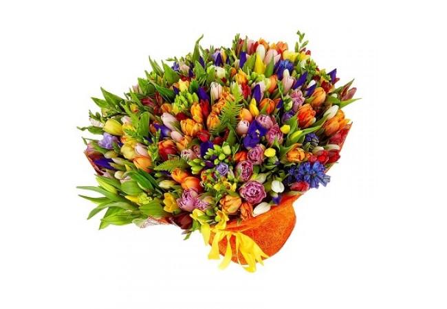 Доставка цветов по Москве от Flawery — это выгодно