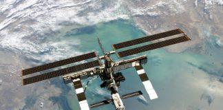 МКС в космосе