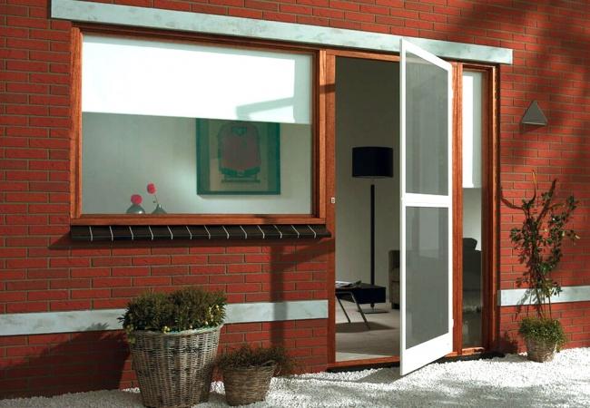 Выгодные пластиковые окна и стильные входные металлопластиковые двери