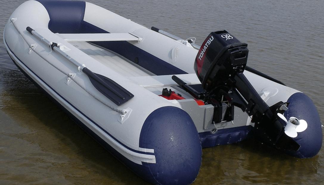 Где купить новые лодки ПВХ под мотор с доставкой?