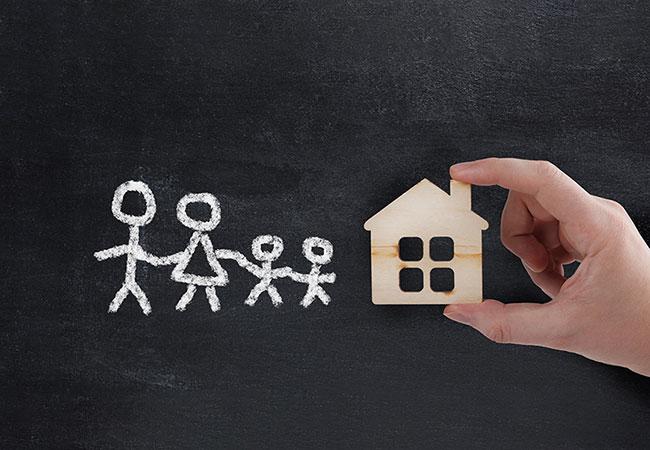 Как грамотно выбрать недвижимость для семьи?