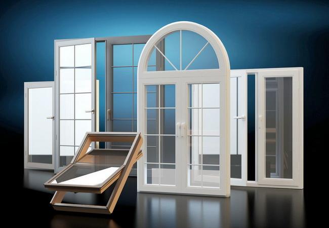 Окна — ПВХ. Искусство современности