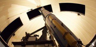 Новая обсерватория в Останкинской телебашни в Москве