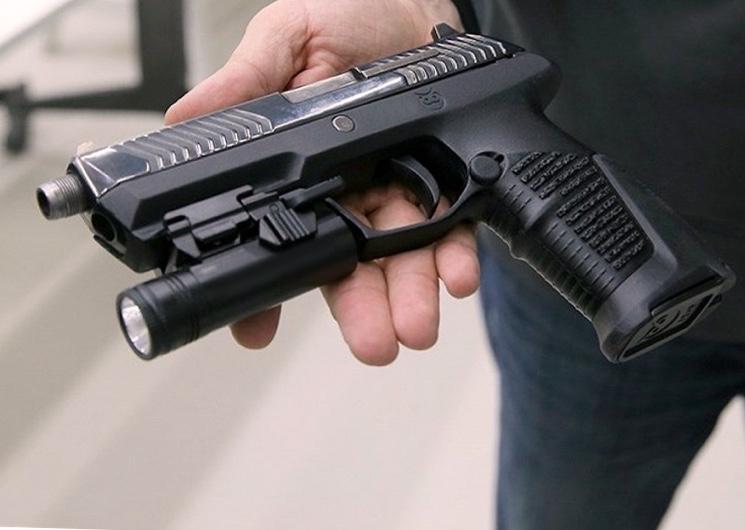 Новый пистолет Удав на замену ПМ
