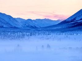 Оймякон - северный полюс холода
