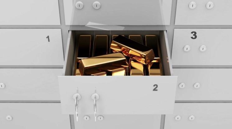 Парадокс на примере банковских ячеек