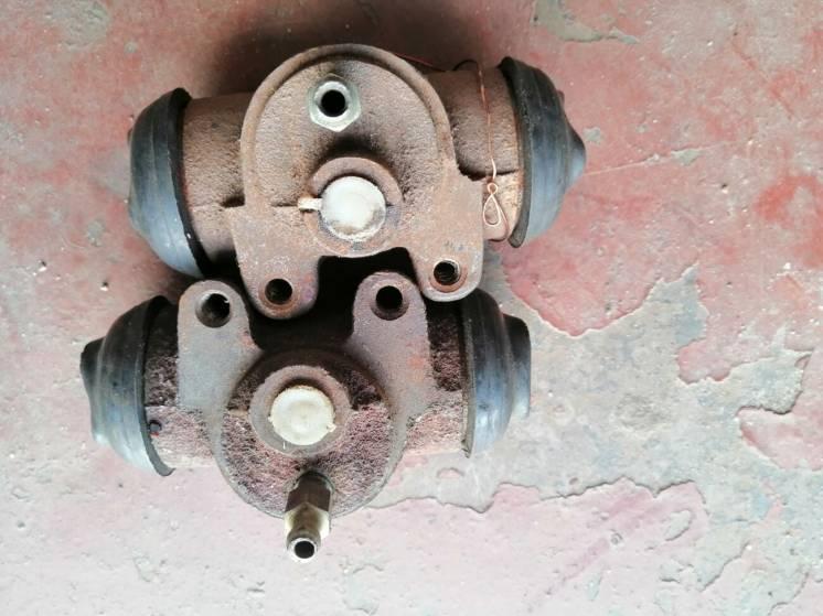 Рабочие тормозные цилиндры грузовиков иномарок — каталог запчастей и комплектующих