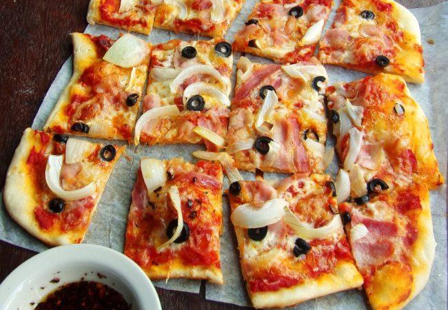 Круглосуточная доставка суши, пиццы и вок в Севастополе!