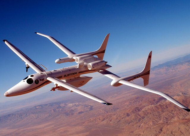 Многоцелевой высотный самолёт Proteus