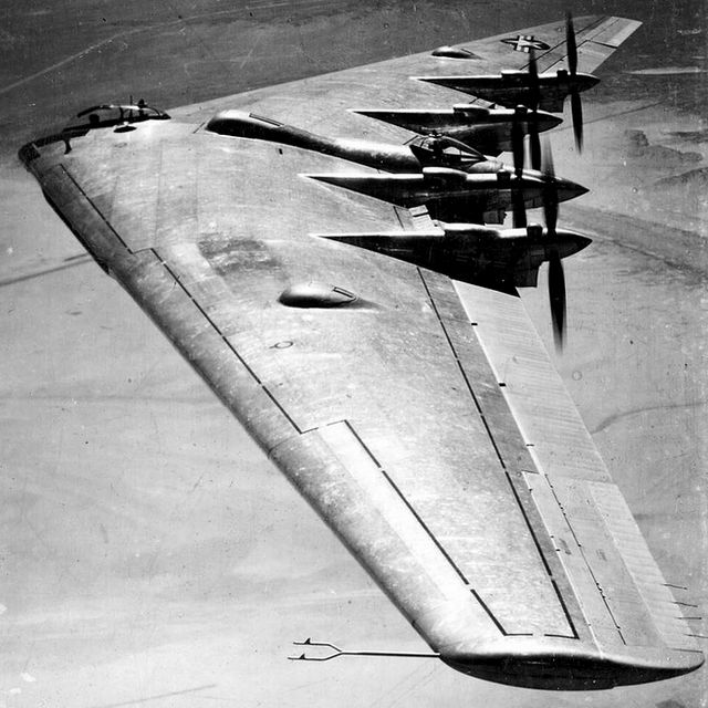 Northrop YB-35 Flying Wing