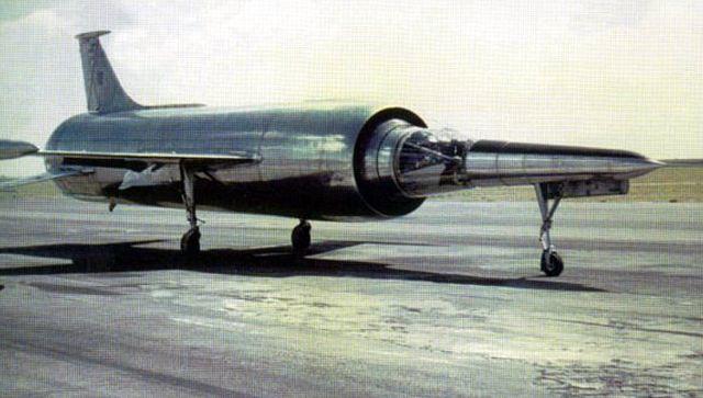 Экспериментальный самолёт Leduc 0.22