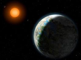 экзопланета типа суперземля