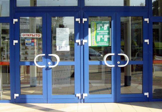 Какие двери лучше: пластиковые или алюминиевые? Двери ПВХ в Минске