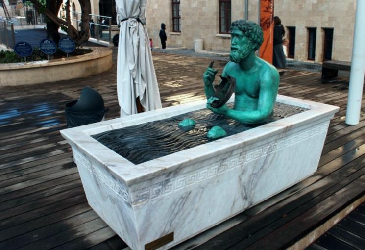 Плавучесть тел - Закон Архимеда