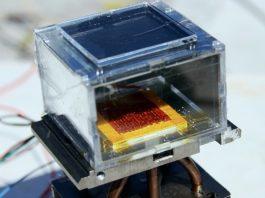 Получение воды из воздуха с применением абсорбентов на основе металлоорганических каркасов