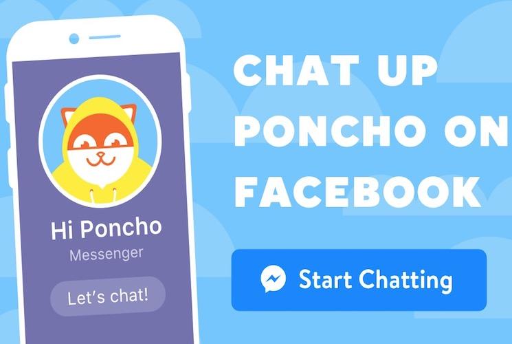 Чат-бот Poncho