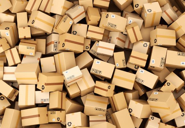 Картонные коробки оптом в Украине
