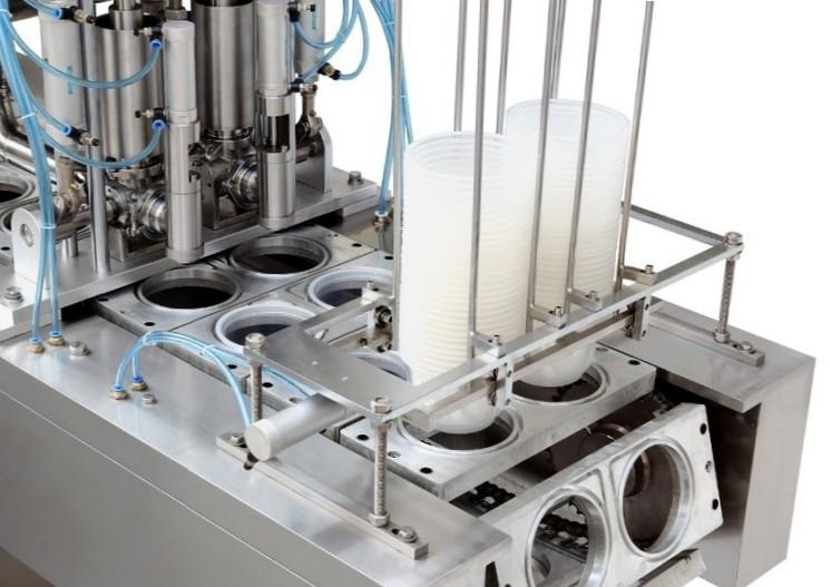 Производство пластиковых стаканов