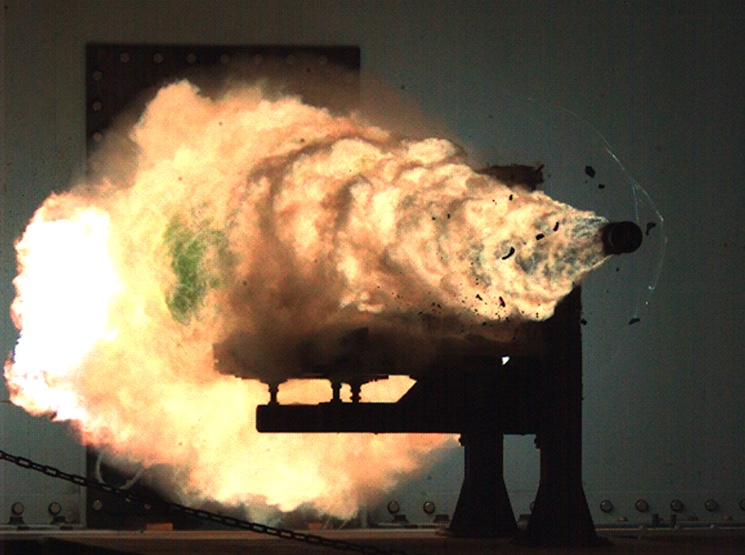 Рельсотрон (RailGun) — электромагнитная пушка будущего