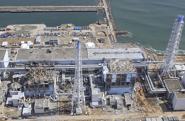 робот ликвидатор на Фукусиме