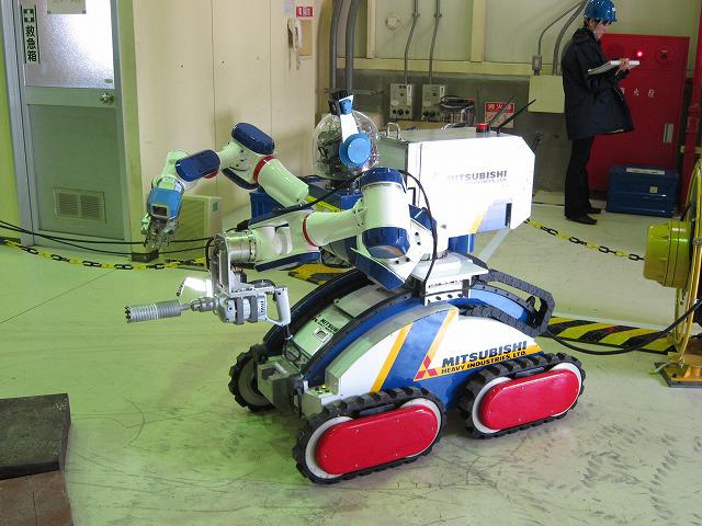 Робот MEISTeR от Mitsubishi