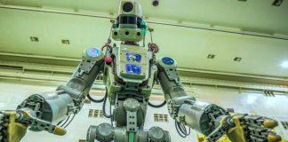 Окончание карьеры робота Федора
