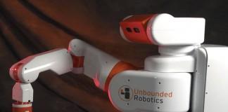 Робот UBR-1