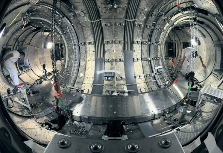 Российский термоядерный реактор Т-15МД