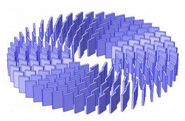 Схема построение ротатора используя метаматериалы