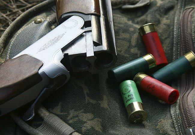 Оружие, патроны и прочее