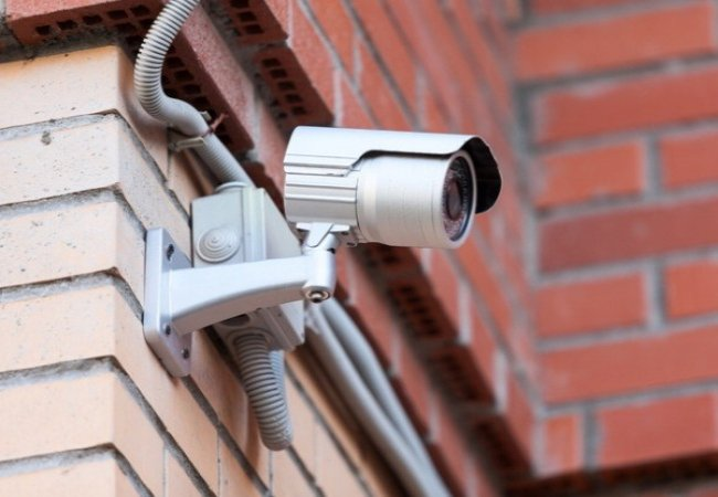 Охрана частной собственности и наблюдение за её состоянием с помощью видео