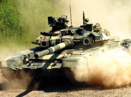 Русский танк Т90