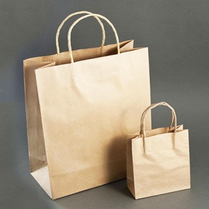 Производство бумажных пакетов крафт
