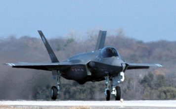 Lockheed Martin F-35 - малозаметный истребитель-бомбардировщик 5 го поколения